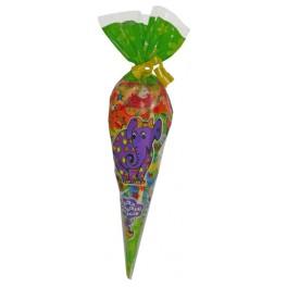 Borsa dulce a forma di cone