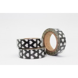 Washi Tape Nastro 15 mm x 10 metri