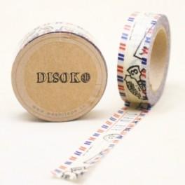 Washi Tape Nastro 15 mm x 10 metri